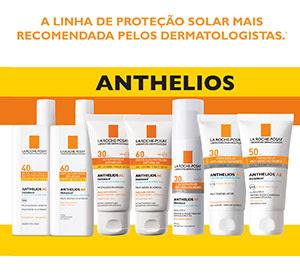 Anthelios - A linha de proteção solar mais recomendada pelos dermatologistas