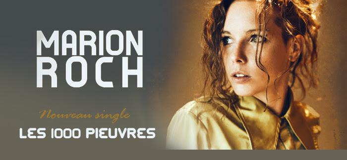 Marion Roch, nouveau titre Les mille pieuvres