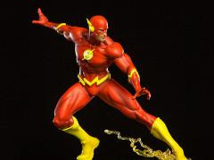 DC COMICS THE FLASH 1/10 ART SCALE STATUE