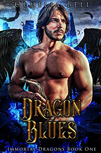 Cover for 'Dragon Blues (Immortal Dragons Book 1)'