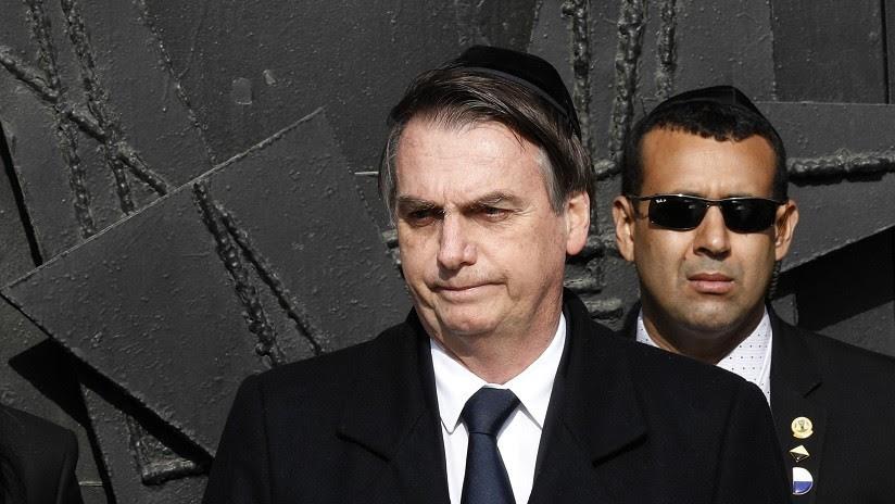El presidente de Israel responde a las palabras de Bolsonaro sobre el Holocausto: