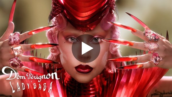 Dom Pérignon x Lady Gaga: Creative Freedom is Power