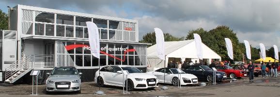 Audi Track Day