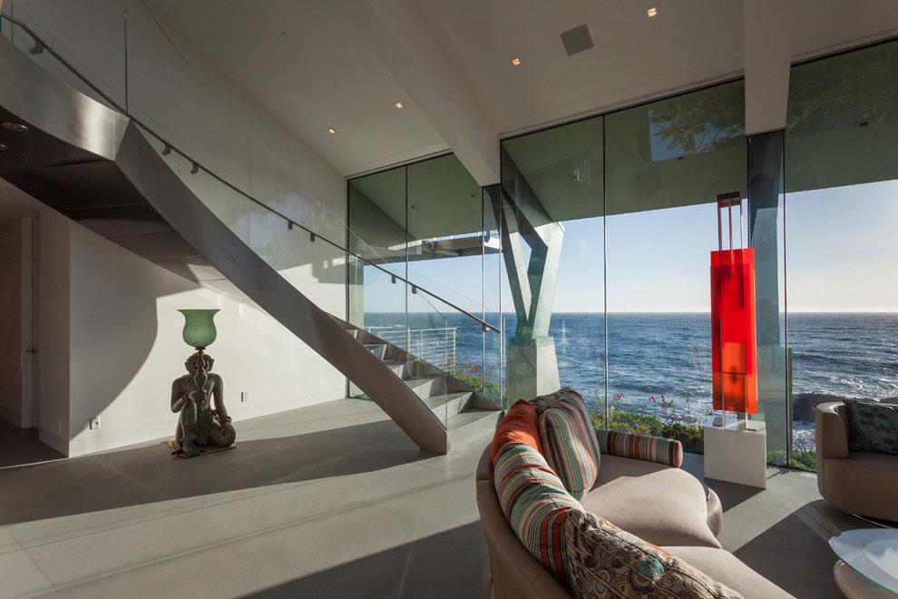 Κομψό σπίτι στην Καλιφόρνια Σχεδιασμένο από τον Eric Miller Αρχιτέκτονες (14)