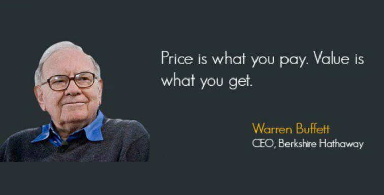 Image result for Price vs Value images