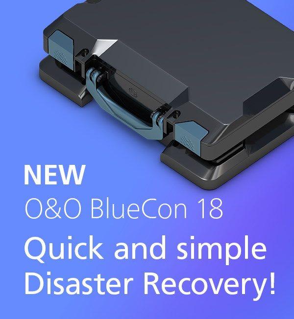 O&O BlueCon 18 License