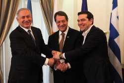 Ελλάδα- Κύπρος-Ισραήλ βάζουν υπογραφές σε έρευνα και τεχνολογία