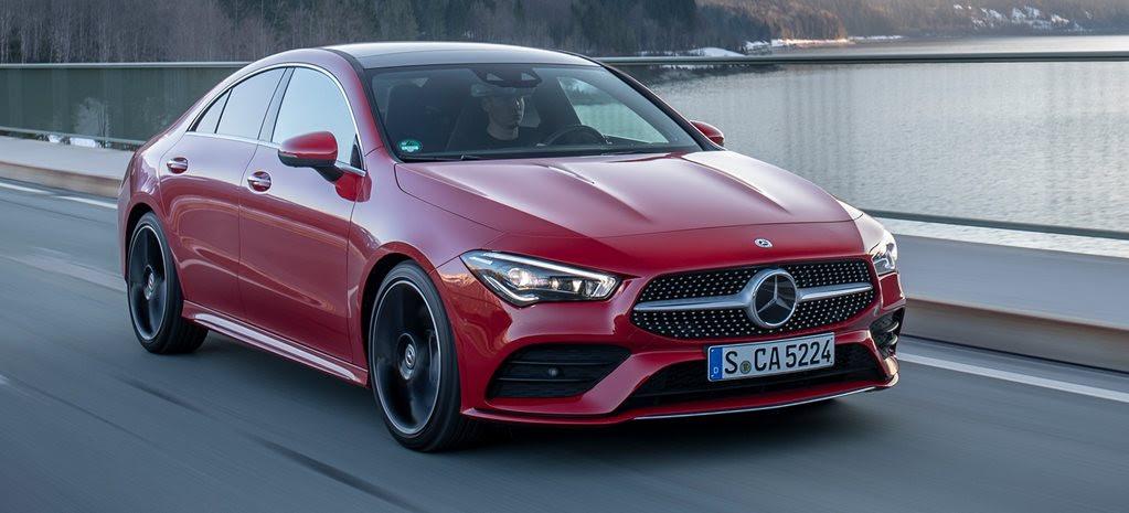 Mercedes-Benz CLA 2019 review