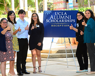 UCLA Alumni Scholarships Reception - ULAA