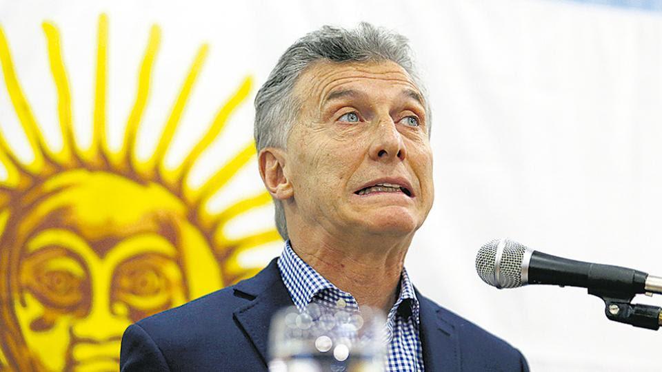 El presidente Mauricio Macri dejará el gobierno con una economía desquiciada.