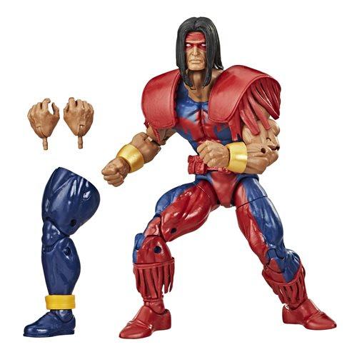Image of Deadpool Marvel Legends Wave 3 (Strong Guy BAF) - Marvel's Warpath 6-inch Action Figure - OCTOBER 2020