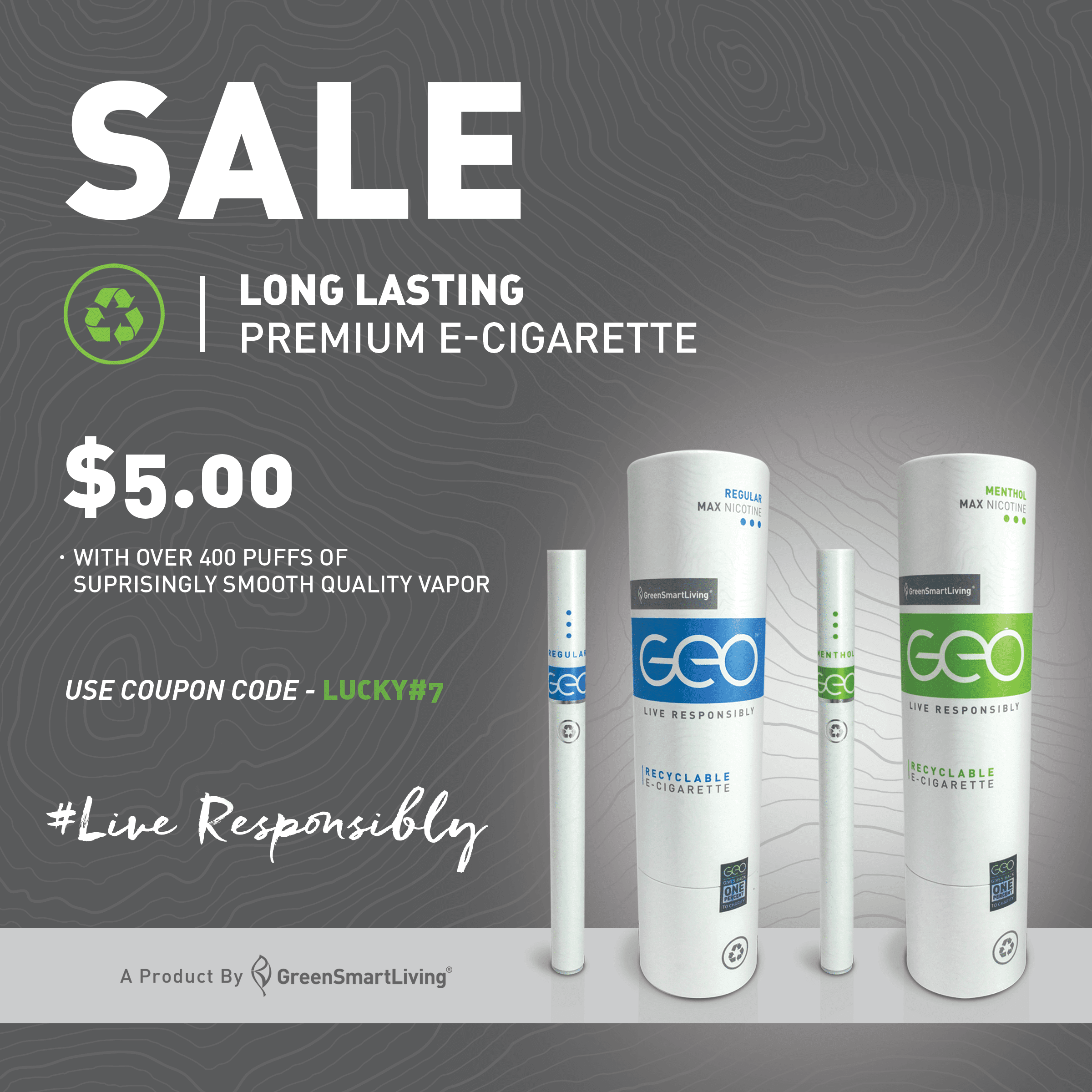 SALE on ALL GSL E-Liquids &...