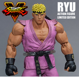 STREET FIGHTER V RYU 1/12 SCALE STGCC SPECIAL EDITION