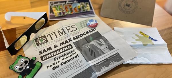 Sam & Max Season One case file