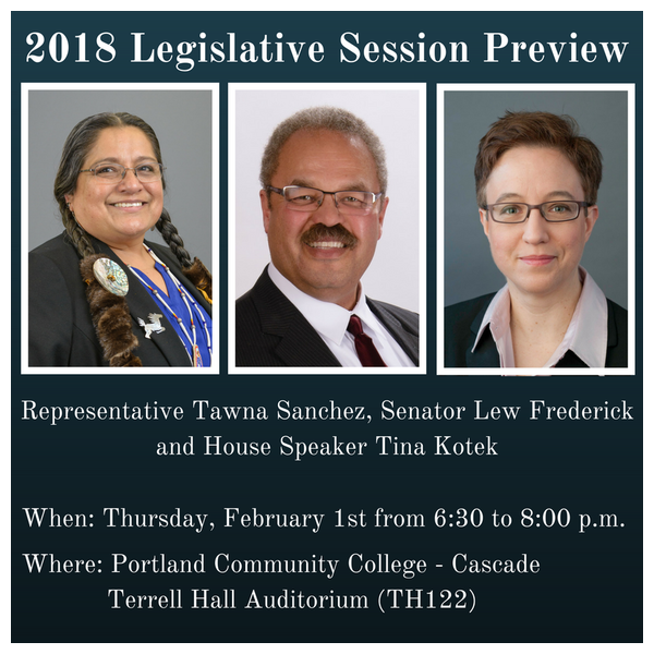 018 Legislative Session