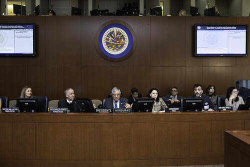 Países analizan en la OEA implementación del Programa Interamericano para el Registro Civil Universal