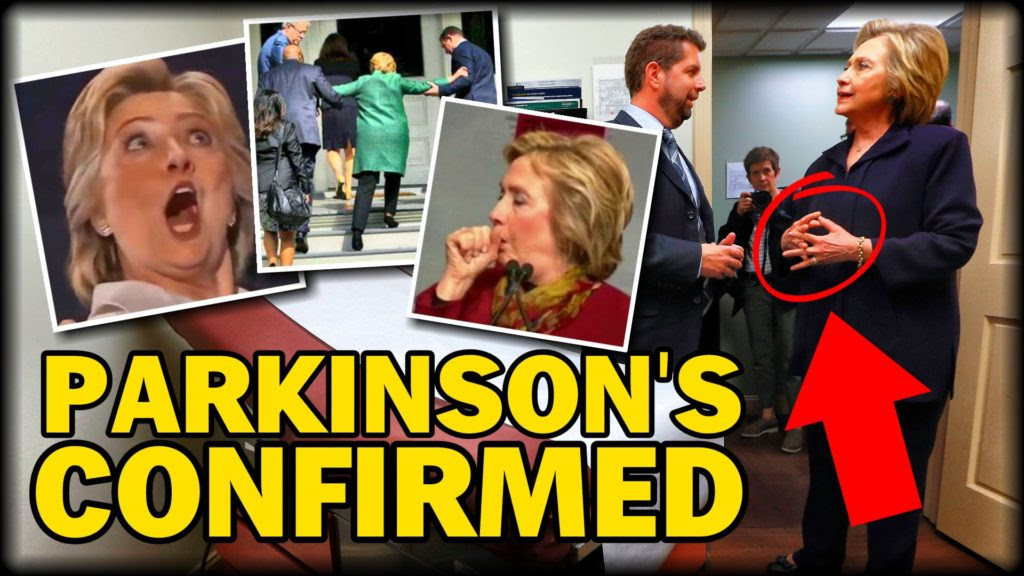 Hillary Clinton's Nomination Will Be Terminated!  A Physician Diagnosed Her With Parkinson's! Her Presidential Aspirations Are Finished! The MSM Has Knowingly Deceived the American People!