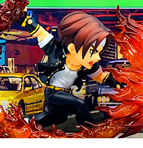 The King of Fighters '98 The New Challenger Kyo
