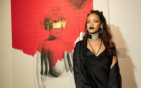 Listen to Rihanna's New Album 'ANTI'