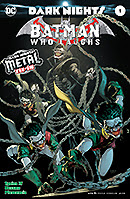 The Batman Who Laughs 1