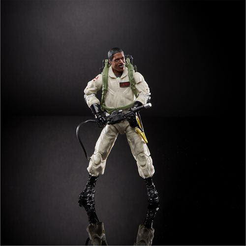 Image of Ghostbusters Plasma Series Winston Zeddemore 6-Inch Action Figure - JUNE 2020