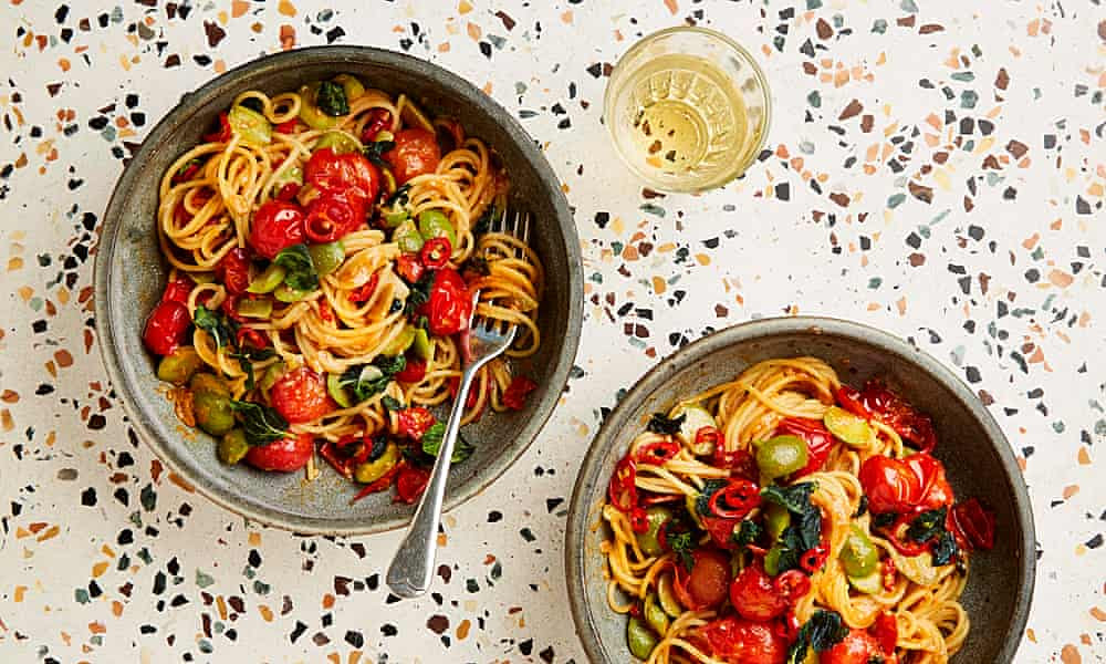 Yotam Ottolenghi's 15-minute lunches
