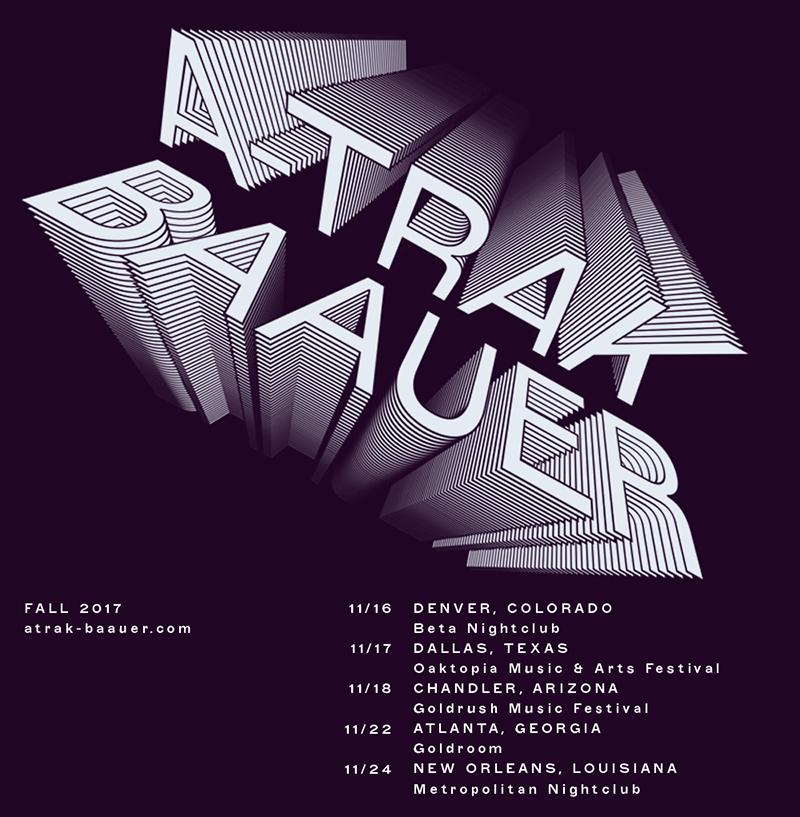 A-Trak & Baauer Announce Fall Tour