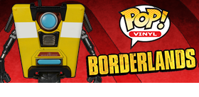 BORDERLAND POP! VINYL FIGURES