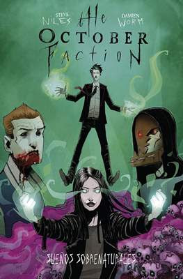 The October Faction (Rústica 148 pp) #5