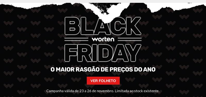 Black Friday - O maior rasgão de preços do ano