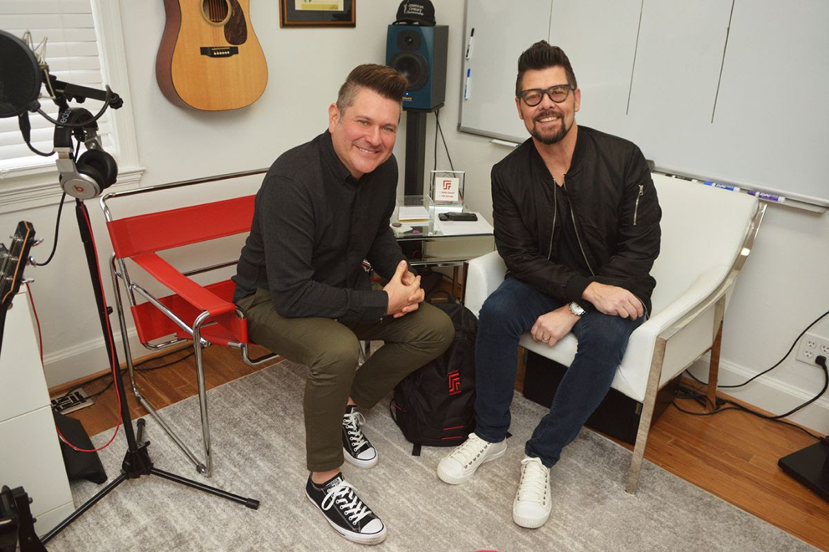 Jay DeMarcus Welcomes Jason Crabb to Red Street Records