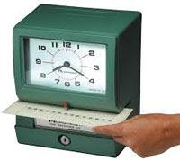 time-clock-watching-you