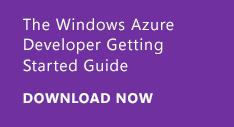 Windows Azure Developer