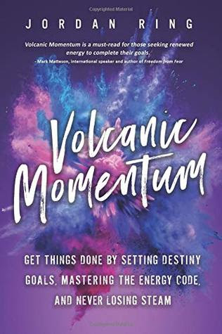 Volcanic Momentum by Jordan Ring