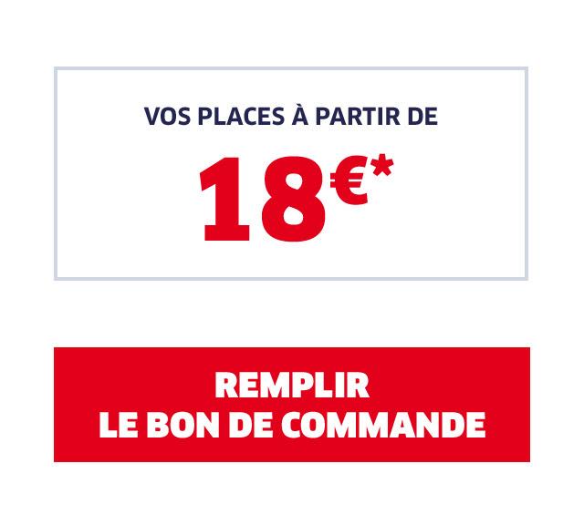 REMPLIR LE BON DE COMMANDE
