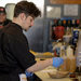 Employees at work at Taco Bamba Taqueria in Falls Church, Va., where business is robust and staff is in short supply.