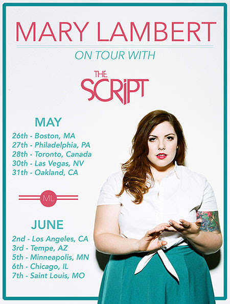 MaryLambert Script Tour