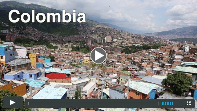 Travel Massive Road Trip - Colombia Highlights