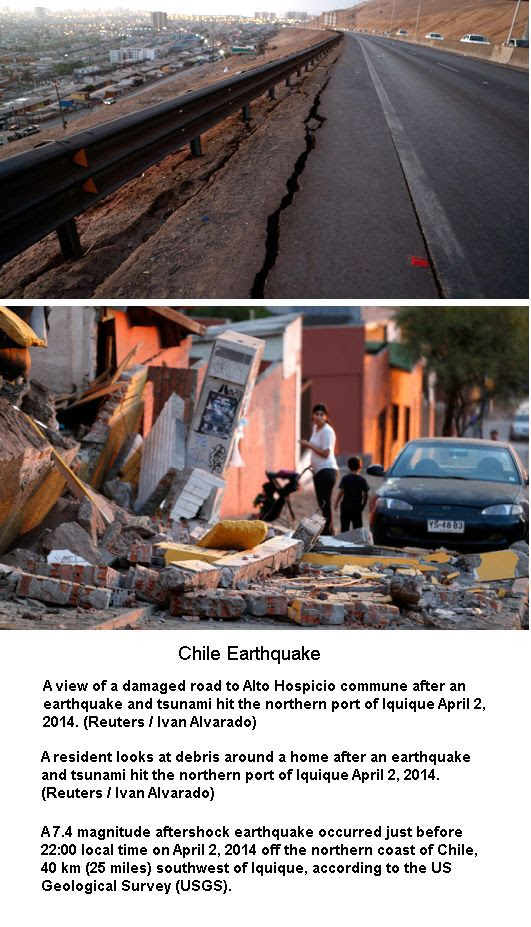 Earthquake damage -4