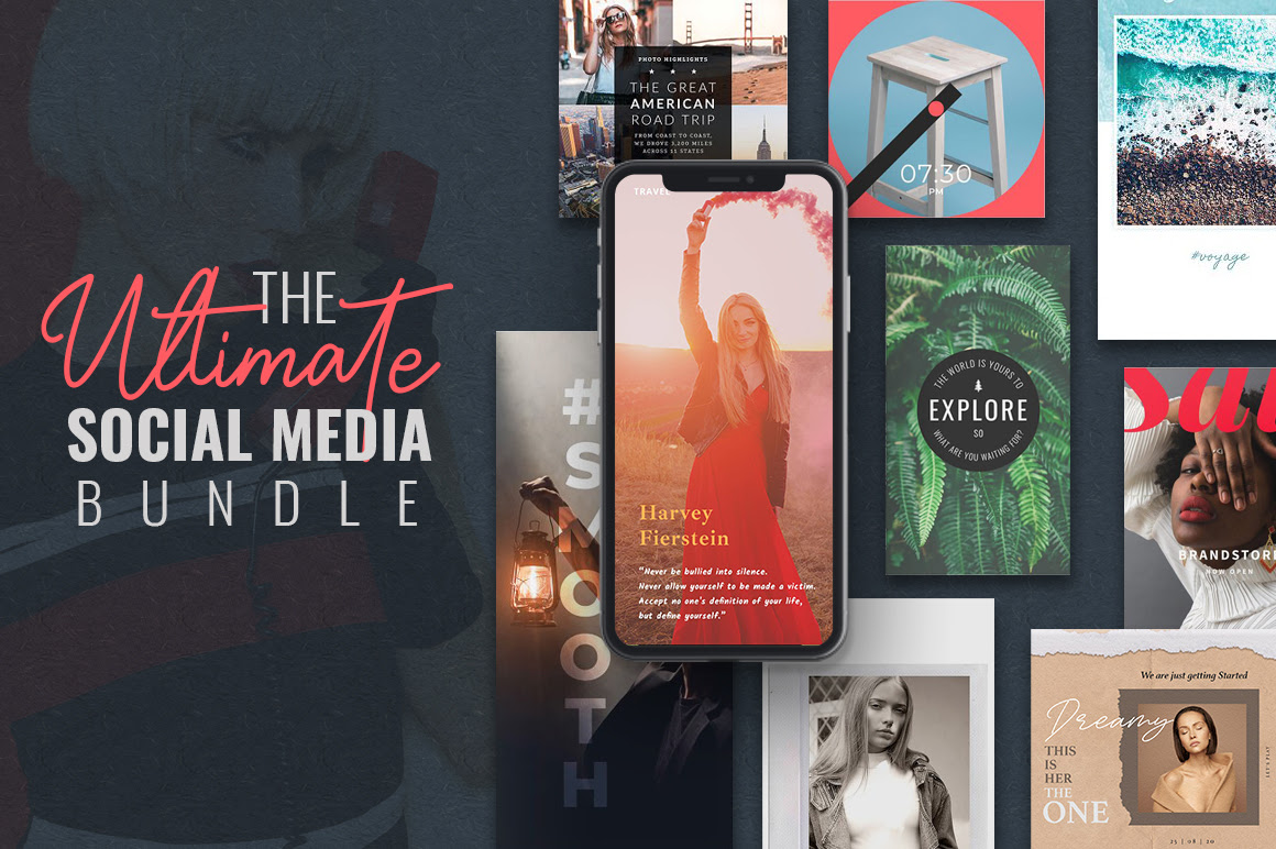 The Ultimate Social Media Bundle Pixelo Coupon