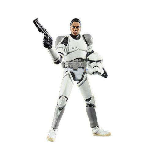 Image of Star Wars The Vintage Collection Elite Clone Trooper 3 3/4-Inch Action Figure - Exclusive - MAY 2019