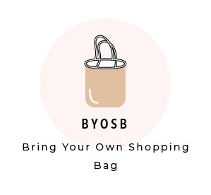 Bring Your Own Shopping Bag