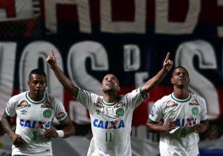 Chapecoense empata com San Lorenzo na Argentina na Sul-Americana