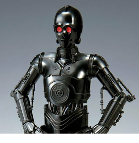 Star Wars 0-0-0 1/12 Scale Exclusive Model Kit