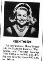 Helen Tweedy