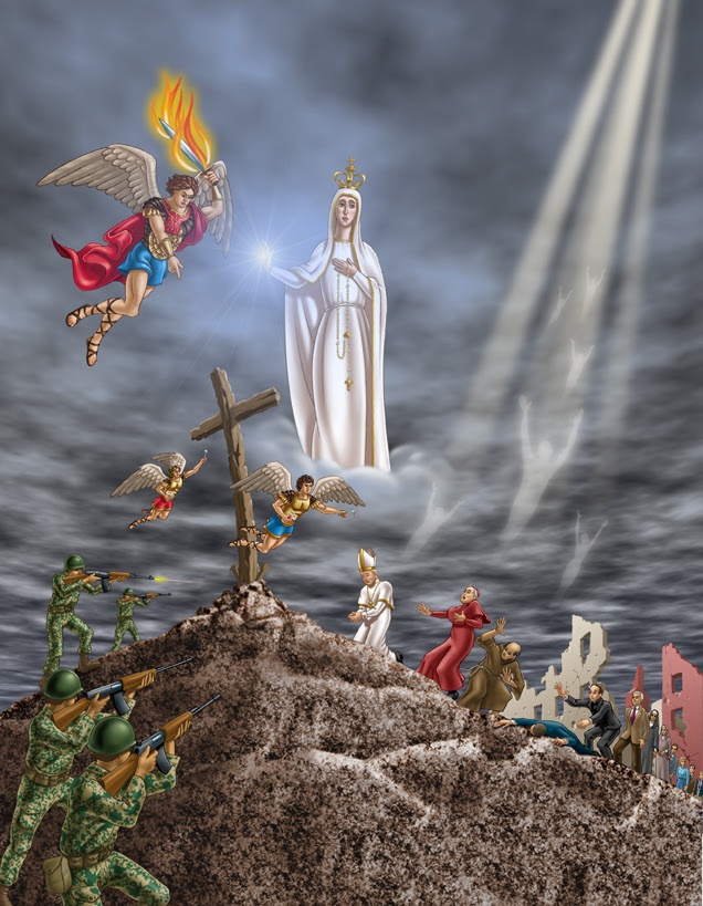"""9 things to know and share about the """"Third Secret"""" of Fatima"""