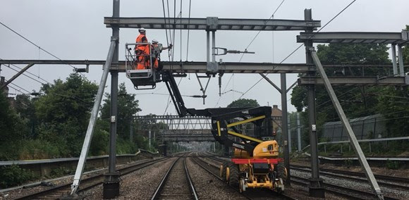 Essential upgrades completed on Norwich to London rail line
