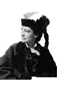 વિક્ટોરિયા ક્લાફલિન વુડહલ (૧૮૩૮–૧૯૨૭)