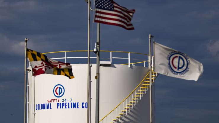 Colonial Pipeline shutdown causes massive gas shortage