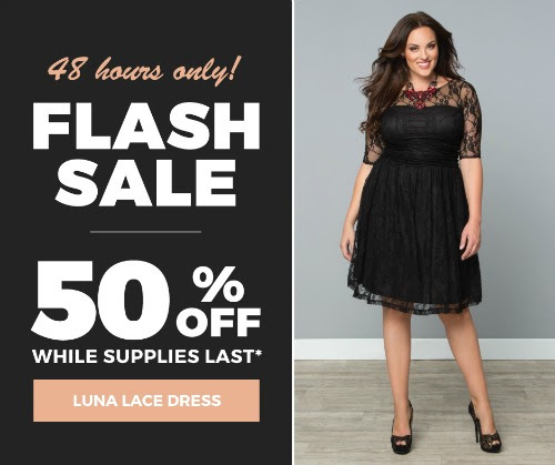 Kiyonna FLASH SALE + How To We...